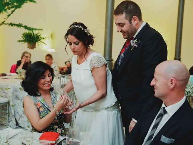 La boda de Leandro y Marta en Madrid, Madrid 128