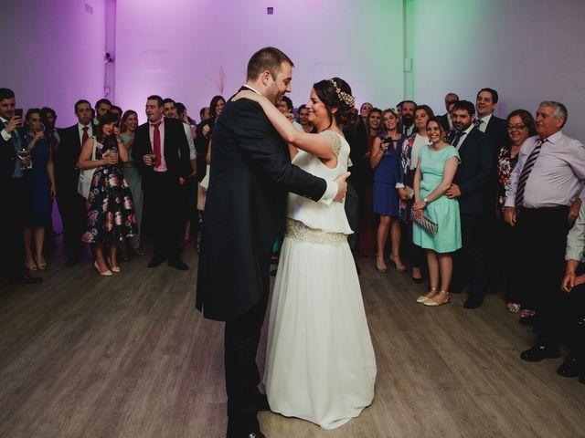 La boda de Leandro y Marta en Madrid, Madrid 129