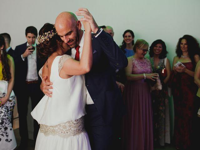 La boda de Leandro y Marta en Madrid, Madrid 131