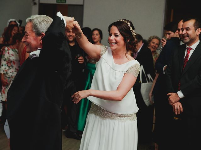 La boda de Leandro y Marta en Madrid, Madrid 133