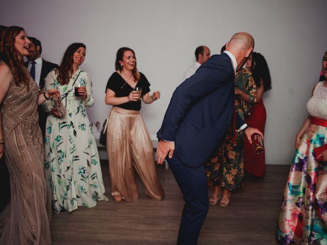 La boda de Leandro y Marta en Madrid, Madrid 145