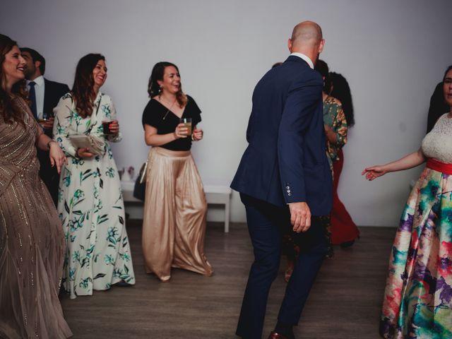 La boda de Leandro y Marta en Madrid, Madrid 147