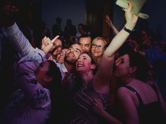 La boda de Leandro y Marta en Madrid, Madrid 151