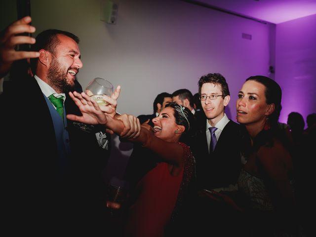 La boda de Leandro y Marta en Madrid, Madrid 152