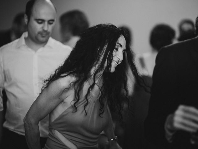 La boda de Leandro y Marta en Madrid, Madrid 156