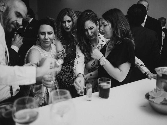 La boda de Leandro y Marta en Madrid, Madrid 160