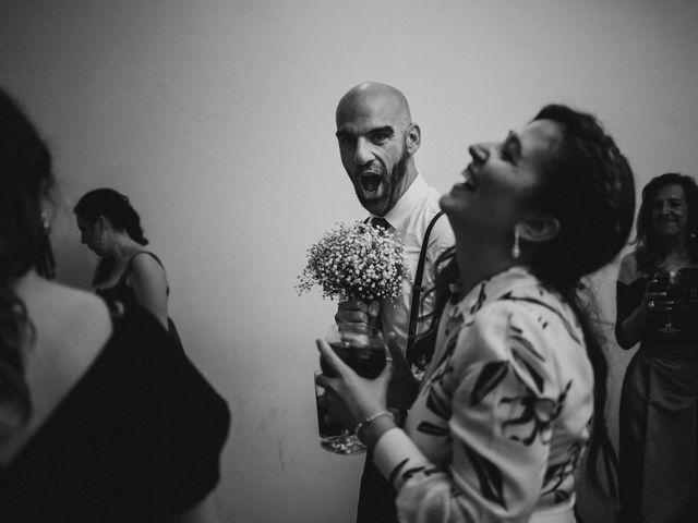 La boda de Leandro y Marta en Madrid, Madrid 163