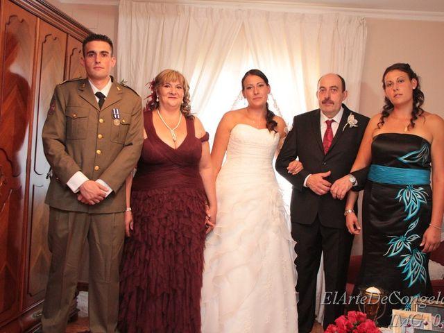 La boda de Juan Miguel y María José en Vilamarxant, Valencia 1