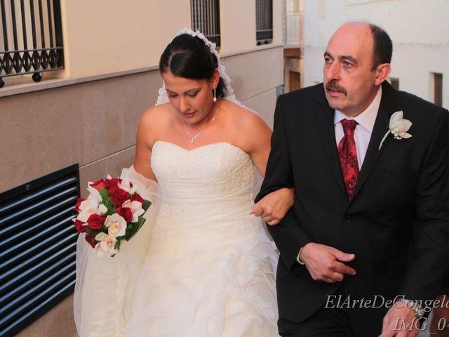 La boda de Juan Miguel y María José en Vilamarxant, Valencia 2