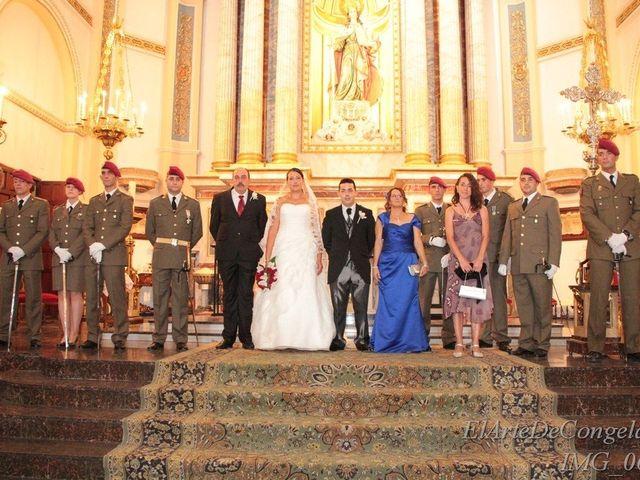 La boda de Juan Miguel y María José en Vilamarxant, Valencia 10