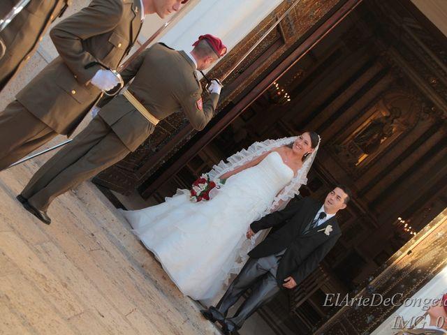 La boda de Juan Miguel y María José en Vilamarxant, Valencia 13