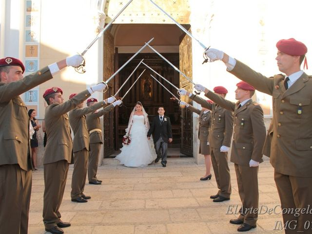 La boda de Juan Miguel y María José en Vilamarxant, Valencia 14