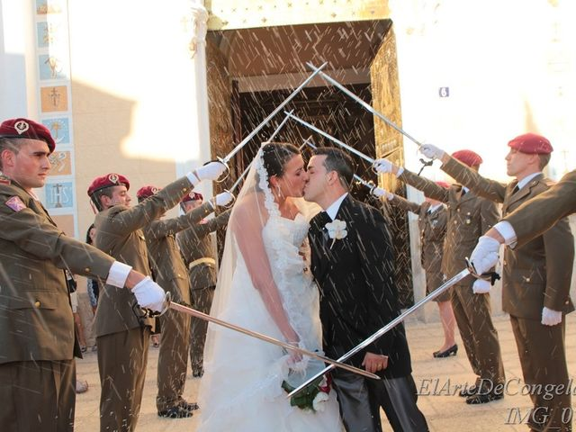 La boda de Juan Miguel y María José en Vilamarxant, Valencia 15