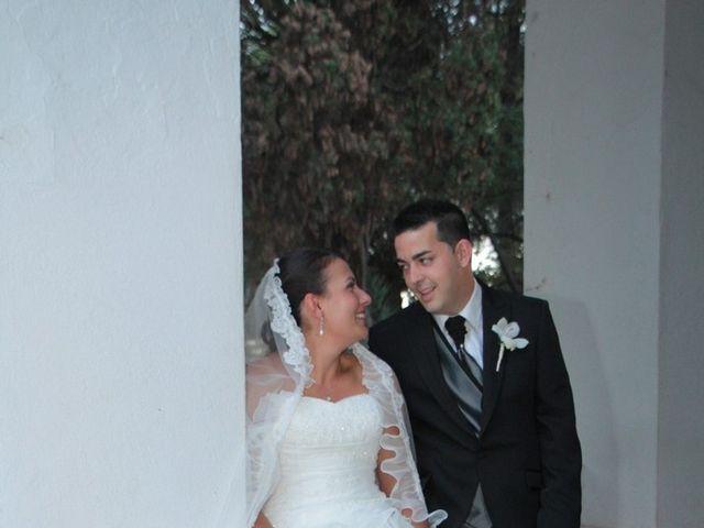La boda de Juan Miguel y María José en Vilamarxant, Valencia 16