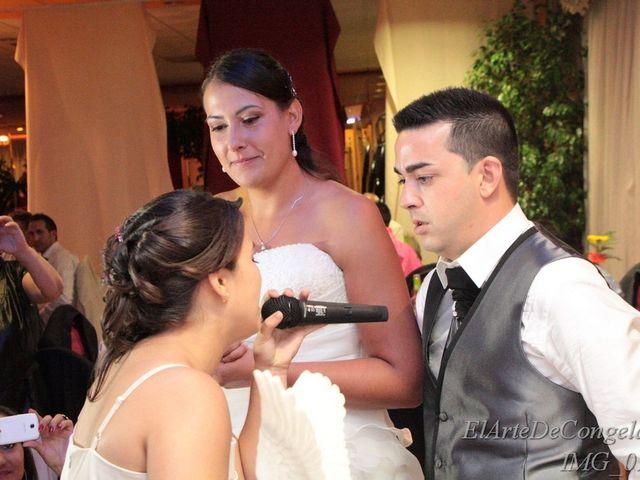 La boda de Juan Miguel y María José en Vilamarxant, Valencia 19