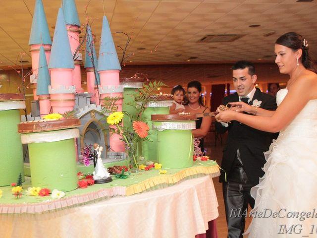 La boda de Juan Miguel y María José en Vilamarxant, Valencia 20