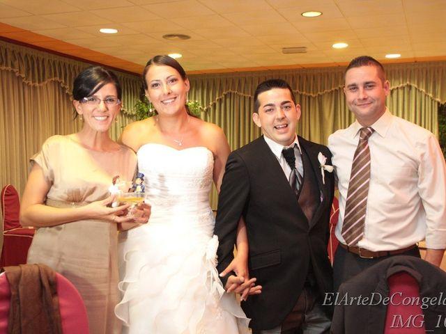 La boda de Juan Miguel y María José en Vilamarxant, Valencia 21