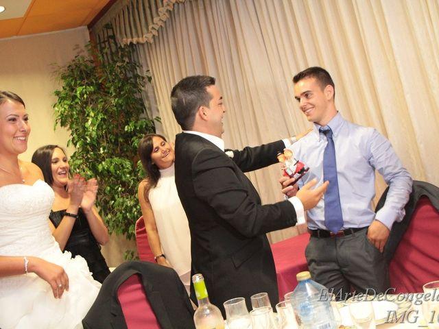 La boda de Juan Miguel y María José en Vilamarxant, Valencia 22