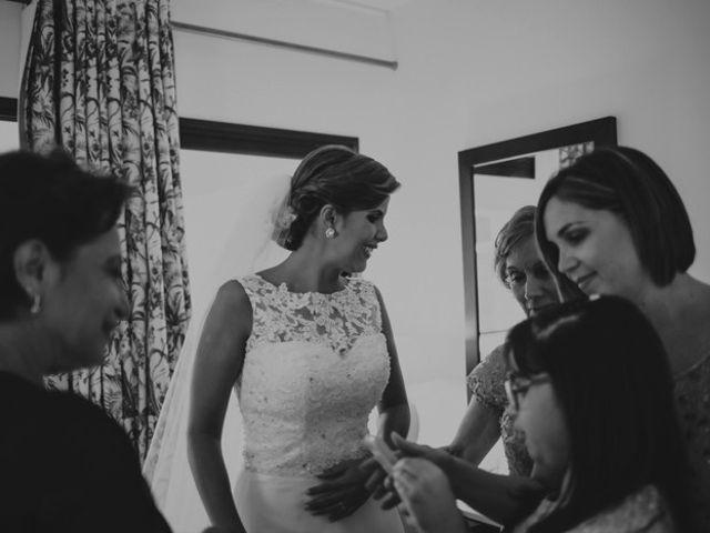 La boda de Bruno y Gabriella en Yaiza, Las Palmas 37