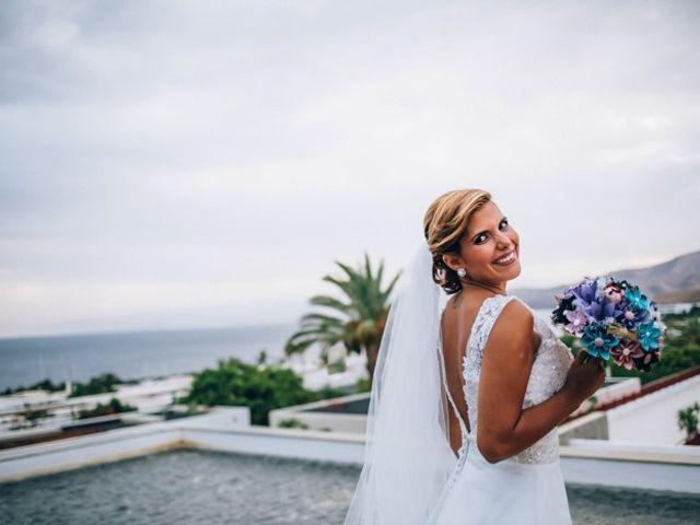 La boda de Bruno y Gabriella en Yaiza, Las Palmas 45