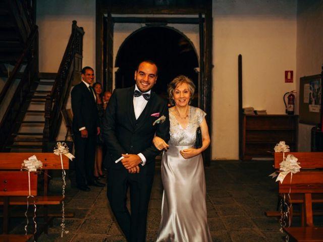 La boda de Bruno y Gabriella en Yaiza, Las Palmas 50