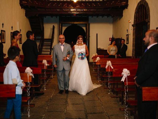 La boda de Bruno y Gabriella en Yaiza, Las Palmas 51