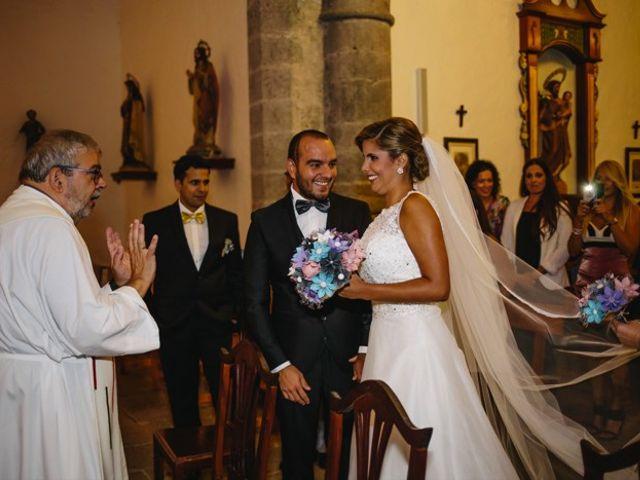 La boda de Bruno y Gabriella en Yaiza, Las Palmas 52