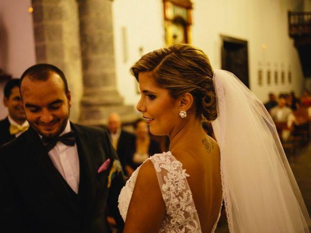 La boda de Bruno y Gabriella en Yaiza, Las Palmas 55