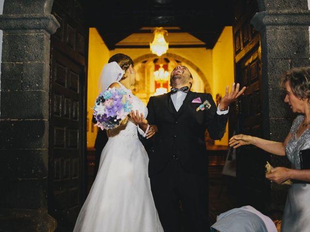 La boda de Bruno y Gabriella en Yaiza, Las Palmas 60