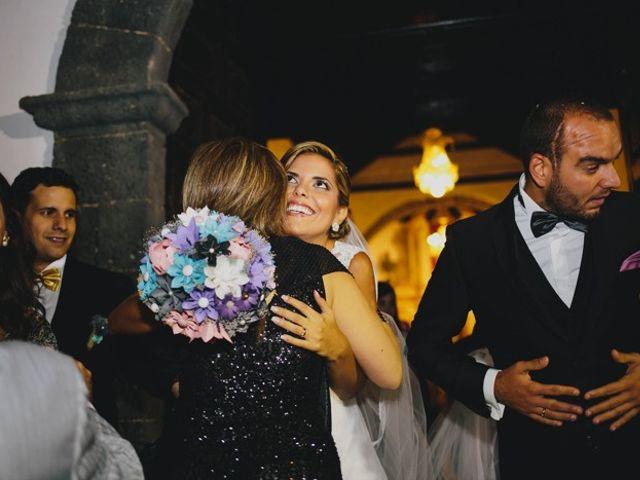 La boda de Bruno y Gabriella en Yaiza, Las Palmas 62