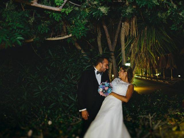 La boda de Bruno y Gabriella en Yaiza, Las Palmas 64