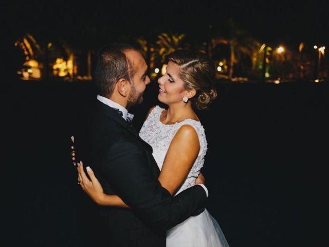 La boda de Bruno y Gabriella en Yaiza, Las Palmas 65
