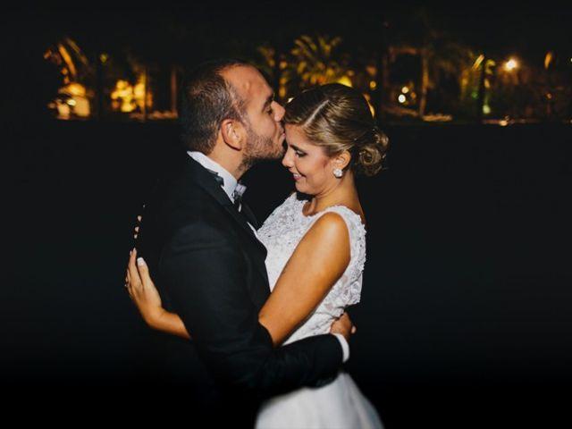 La boda de Bruno y Gabriella en Yaiza, Las Palmas 66