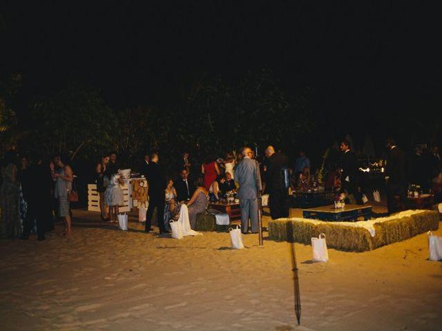 La boda de Bruno y Gabriella en Yaiza, Las Palmas 69