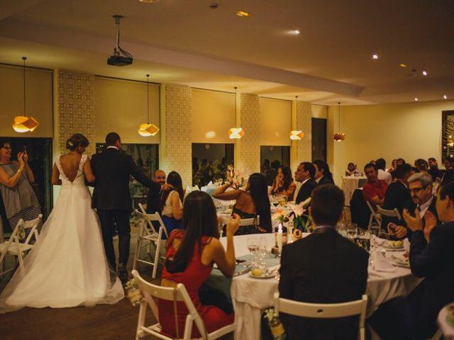 La boda de Bruno y Gabriella en Yaiza, Las Palmas 74