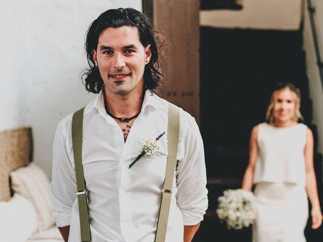 La boda de Daniel y Cristina en Granada, Granada 11