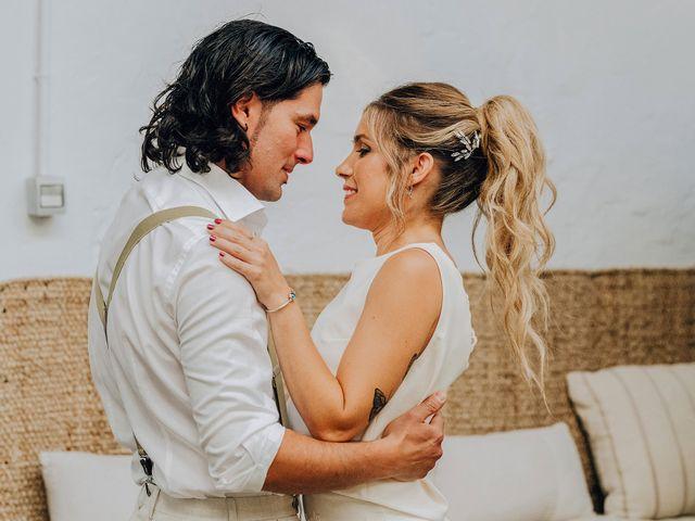 La boda de Daniel y Cristina en Granada, Granada 14