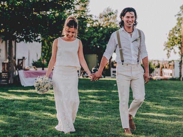 La boda de Daniel y Cristina en Granada, Granada 17
