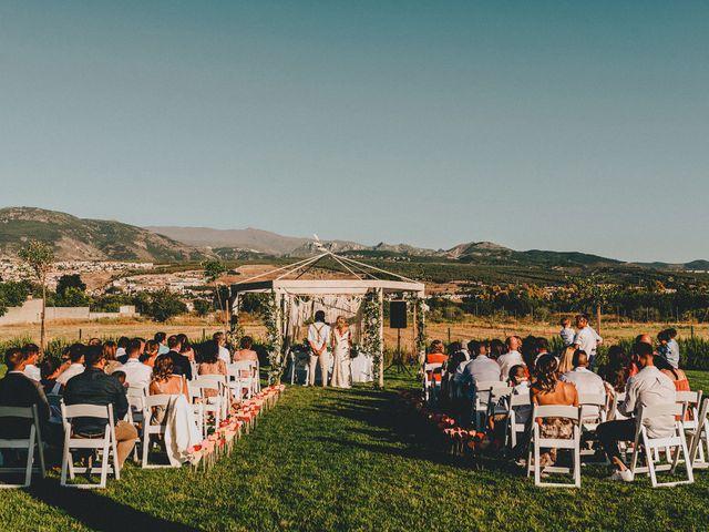 La boda de Daniel y Cristina en Granada, Granada 20