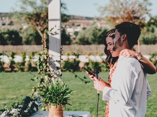 La boda de Daniel y Cristina en Granada, Granada 23