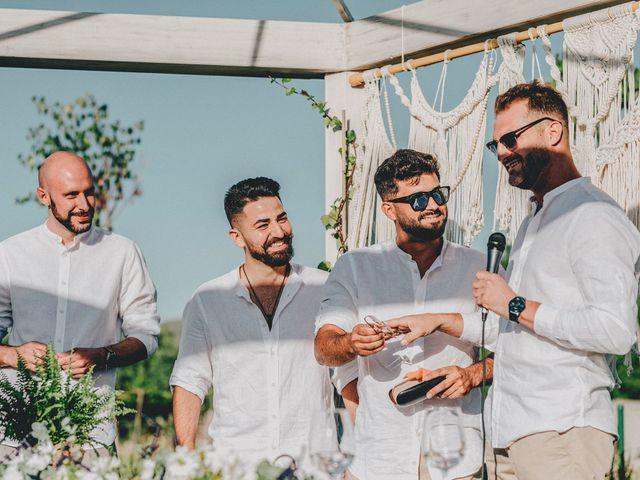 La boda de Daniel y Cristina en Granada, Granada 34