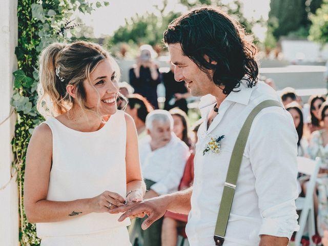 La boda de Daniel y Cristina en Granada, Granada 40