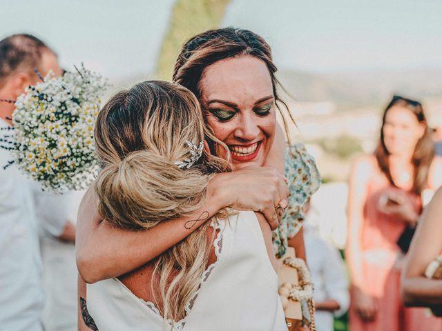 La boda de Daniel y Cristina en Granada, Granada 46