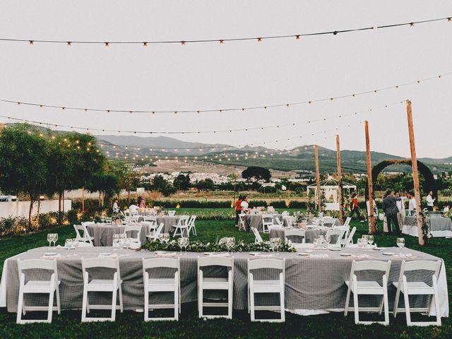 La boda de Daniel y Cristina en Granada, Granada 57
