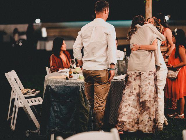 La boda de Daniel y Cristina en Granada, Granada 72