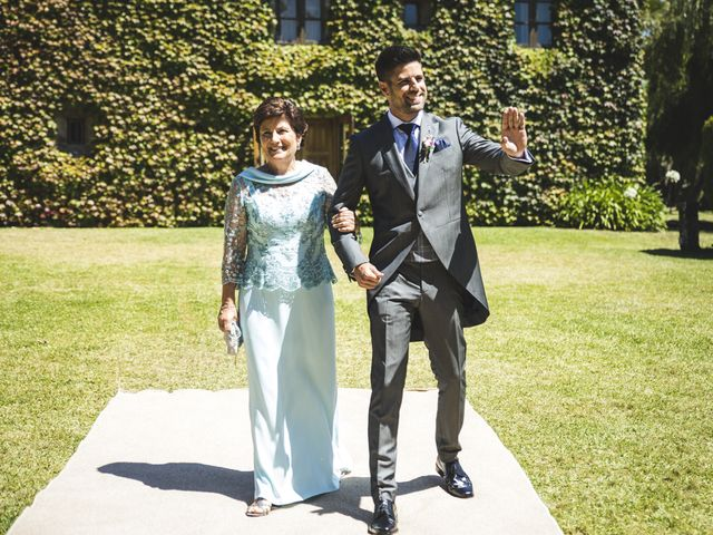La boda de Pablo y Lorena en Nigran, Pontevedra 17