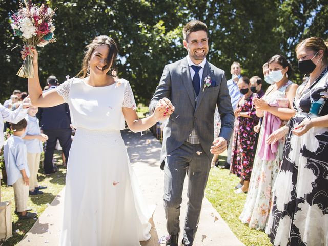 La boda de Pablo y Lorena en Nigran, Pontevedra 34