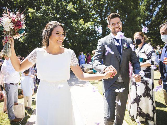 La boda de Pablo y Lorena en Nigran, Pontevedra 35