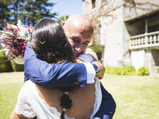 La boda de Pablo y Lorena en Nigran, Pontevedra 37