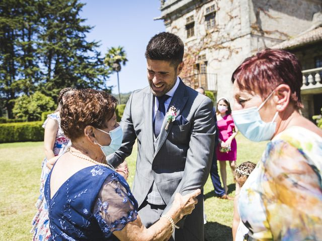 La boda de Pablo y Lorena en Nigran, Pontevedra 38
